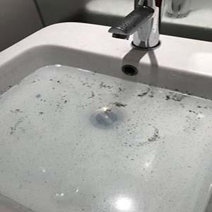debouchage evier lavabo