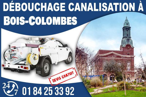 debouchage-canilisation-Bois-Colombes