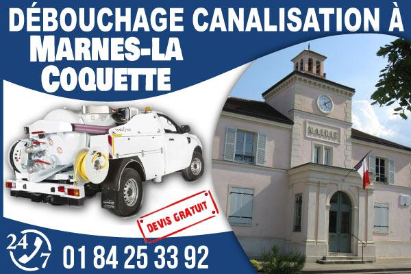 debouchage-canilisation-Marnes-la-Coquette