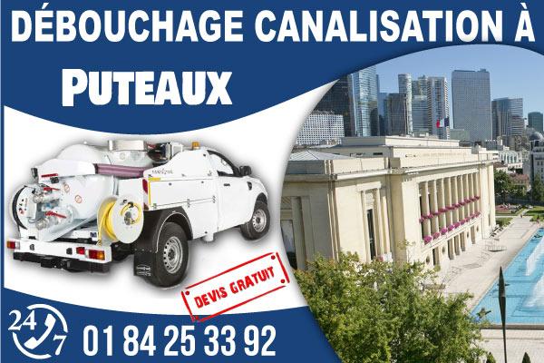 debouchage-canilisation-Puteaux