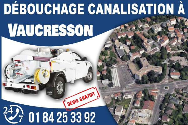 debouchage-canilisation-Vaucresson