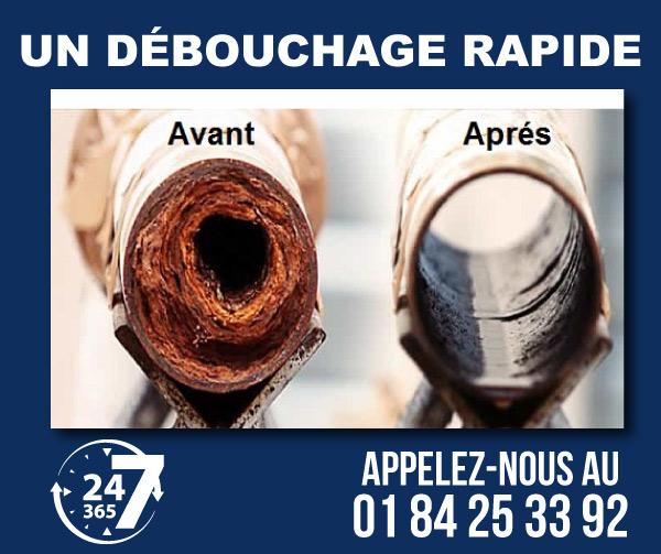 debouchage-canilisation-rapide-92